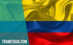 bandera de colombia tramitasia