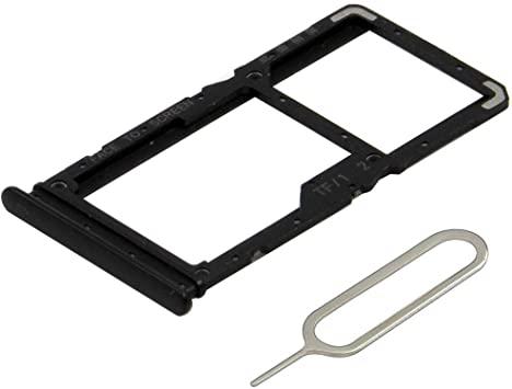MMOBIEL Dual Bandeja de Tarjeta Sim Ranura Compatible con Xiaomi Redmi Note  7 / Redmi Note 7 Pro (Space Black/Negro) Incl. Sim Pin: Amazon.es:  Electrónica
