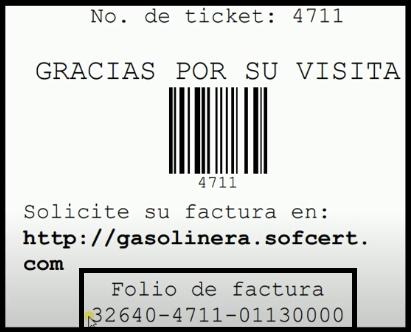 facturas Gastoga
