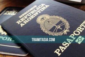 ¿Cómo sacar el pasaporte en Argentina?