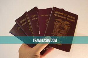 ¿Cómo sacar el pasaporte en Ecuador?