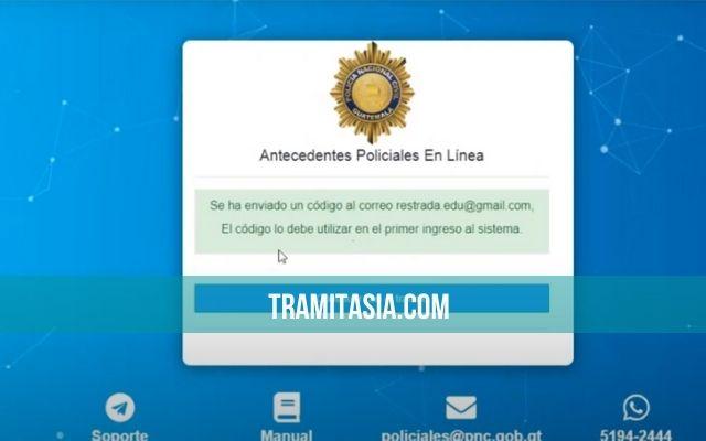 ANTECEDENTES POLICIALES EN LÍNEA GUATEMALA