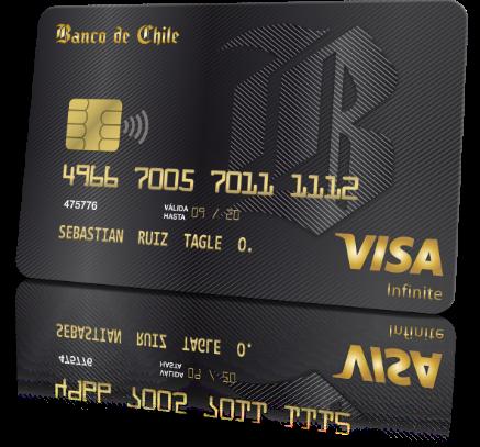 La mejor tarjeta de crédito de Chile